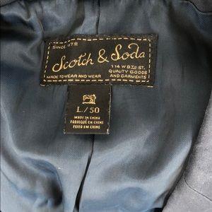 Scotch & Soda Suits & Blazers - Scotch & Soda Navy Blazer L/50